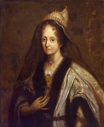Portrait of Elisabetta Querini, Querini Stampalia Museum in Venice
