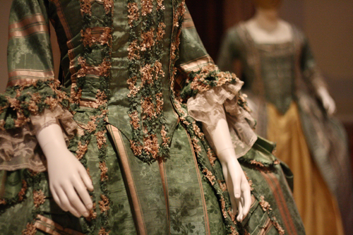 Museum of Textiles, Costumes and Perfume in Venice at Palazzo Mocenigo