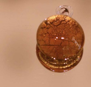 Giorgio Nason's glass pendent