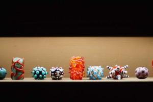 Perla Madre Design's glass beads