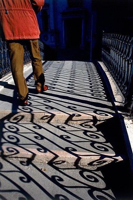 Steps in Venice