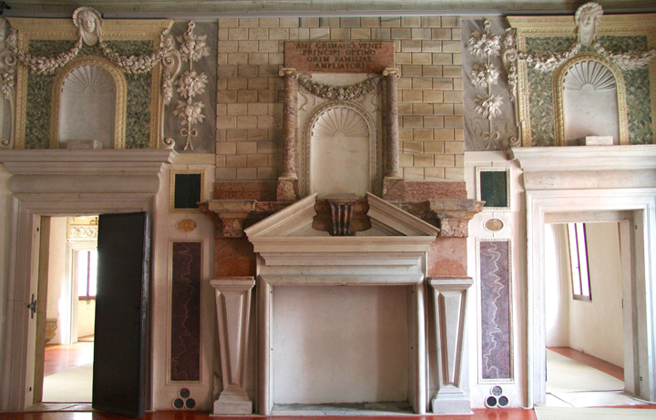 Venice, Grimani Palace, The Doge's Room
