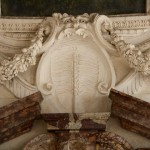 Venice, Grimani Palace, Monster fireplace