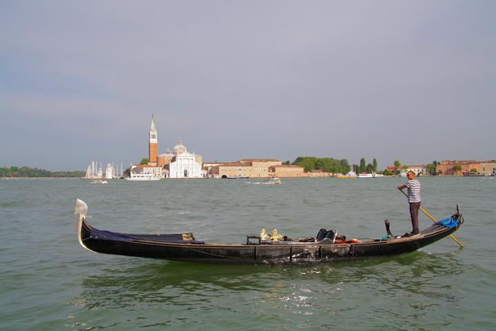 Venice, San Giorgio Maggiore Island