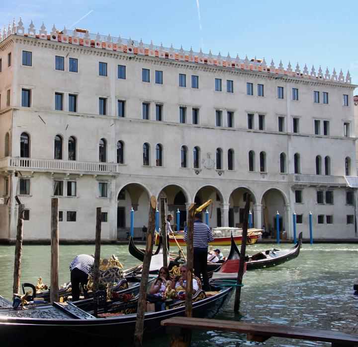 Venice, Fondaco dei Tedeschi