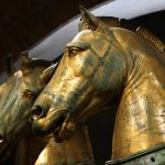The Four Horses, St. Mark's Basilica museum in Venice, Plundered art