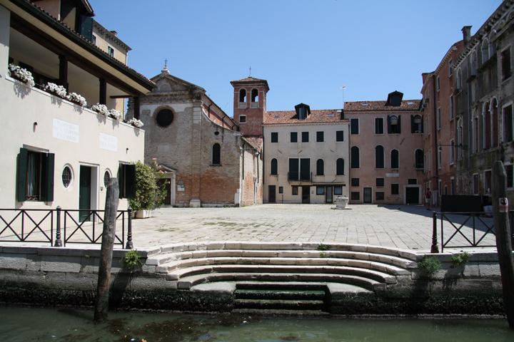 Campo San Zandegolà in Venice