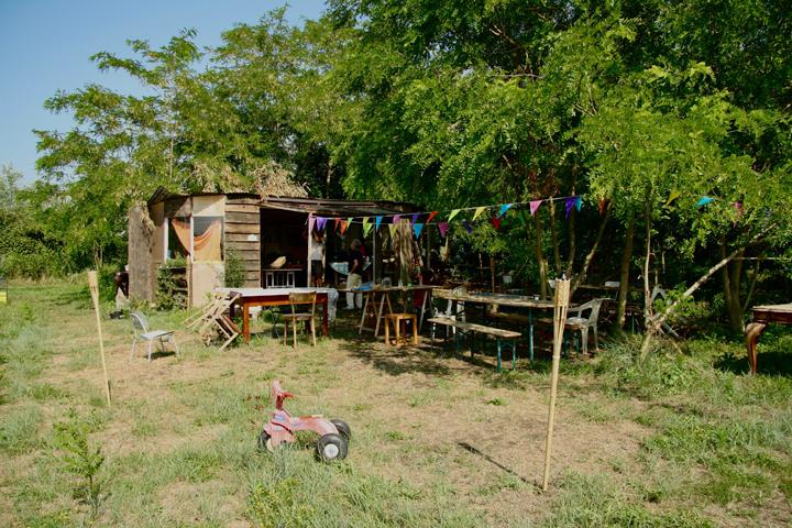 La Maravegia organic farm on Sant'Erasmo island