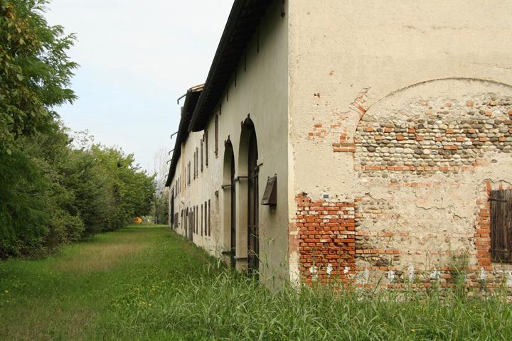 Asolo, Caterina Cornaro's Barco - the abandoned villa