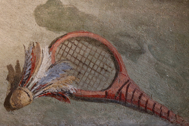 Tennis in Venice: a Game of Physical and Mental Prowess