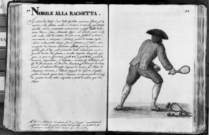 Giovanni Grevembroch, Gli abiti de' veneziani