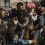 Tintoretto towards the Miracle of the Slave