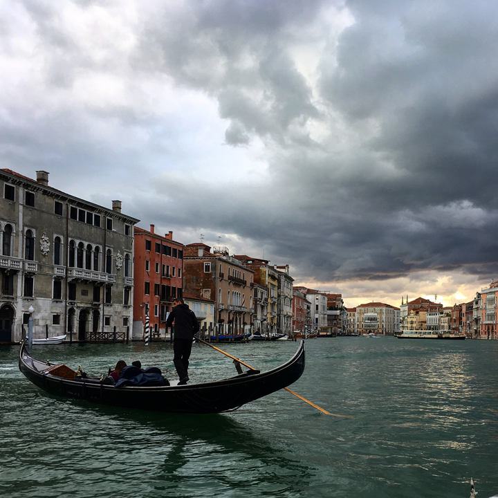 Music on a Gondola: Boat Songs or Venetian Ballads