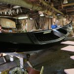 Gondola builders in Venice: the courage of the Tramontin sisters