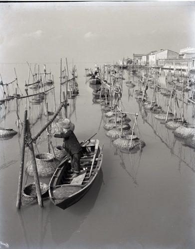 Fishermen in Chioggia, 1950, CameraPhoto Epoche©, Venice