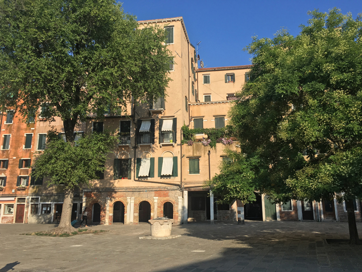 Jewish Venice a virtual tour