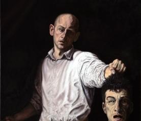 David Dalla Venezia, a painter between art and kitsch