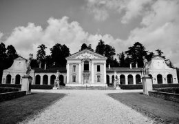 Palladian villas and the Brion Cemetery by Carlo Scarpa