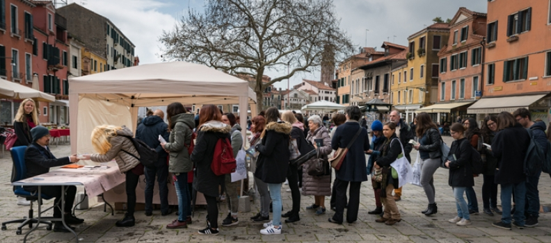 A literature festival in Venice is what we all need