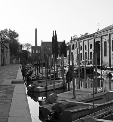 The Giudecca: an unusual island