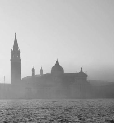 Die Insel von San Giorgio Maggiore