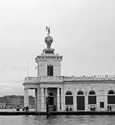 Pinault's museums: Punta della Dogana and Palazzo Grassi