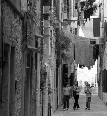 Rundgang in Castello