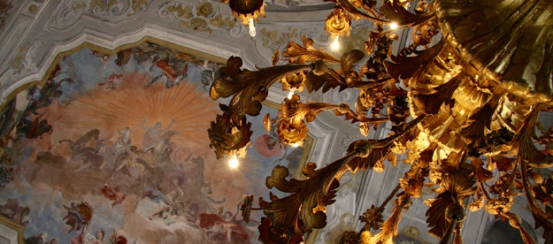 Ballrooms in Venice: dancing in a palace